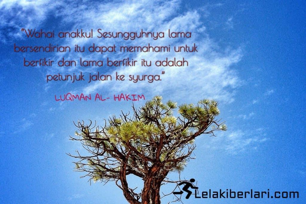 Wasiat | Nasihat | Pesanan Luqman Al-Hakim