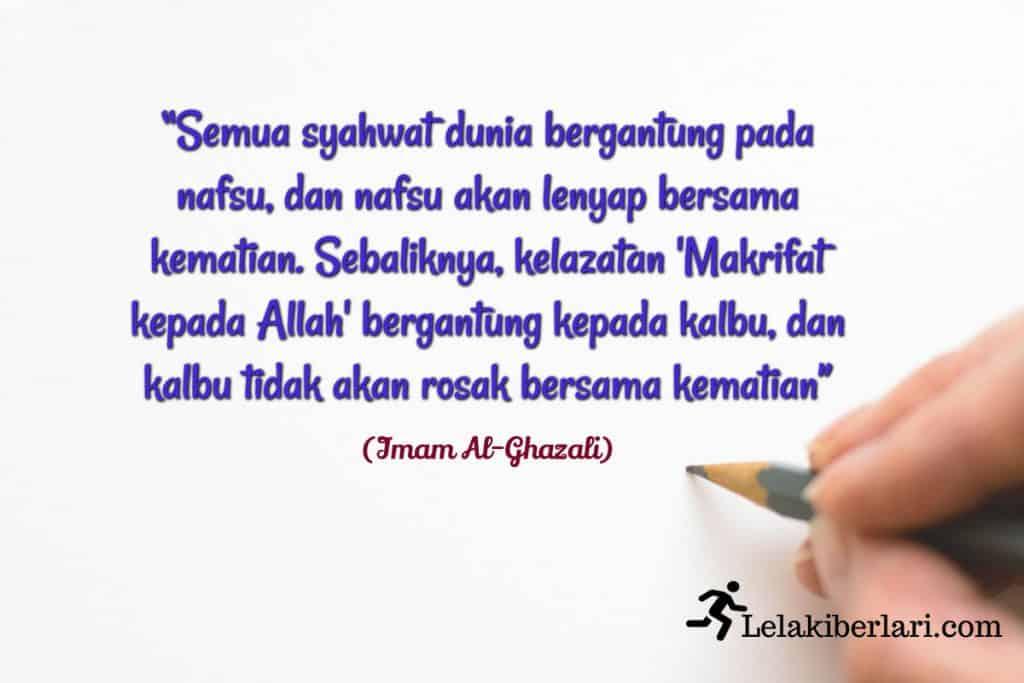 Mutiara Kata 2 Imam Al Ghazali Diari Hidup Seorang Muslim