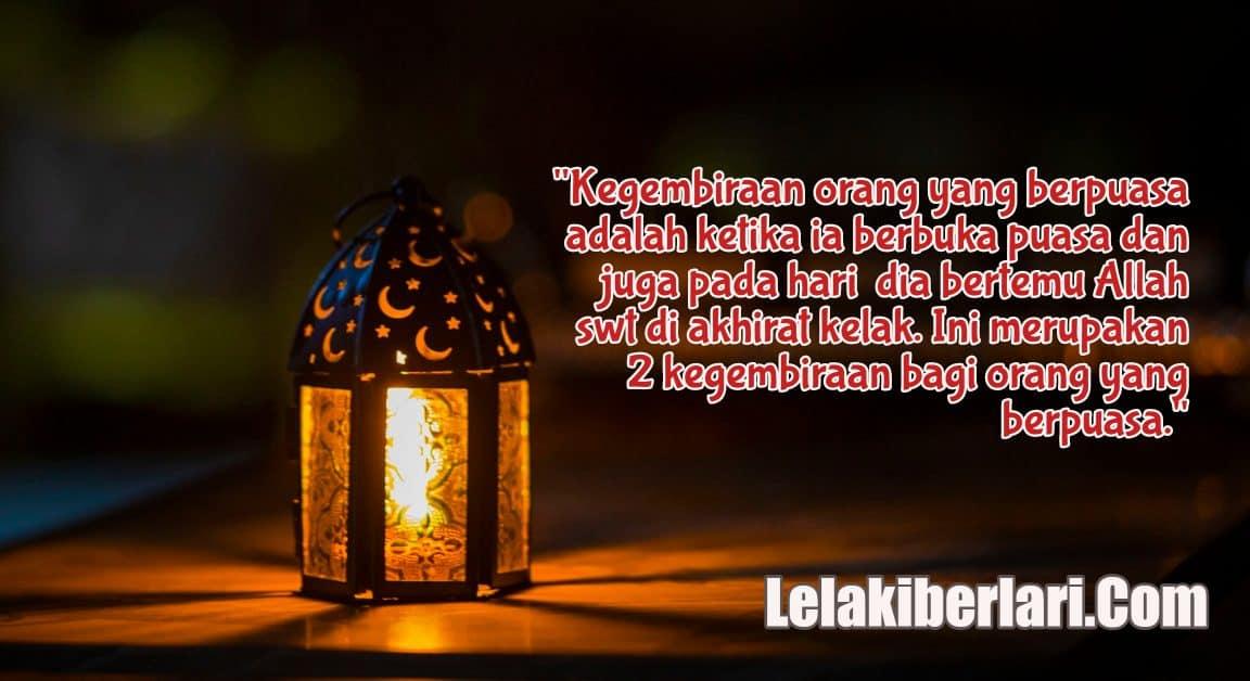 Diari 200 : Cahaya 1 Ramadhan